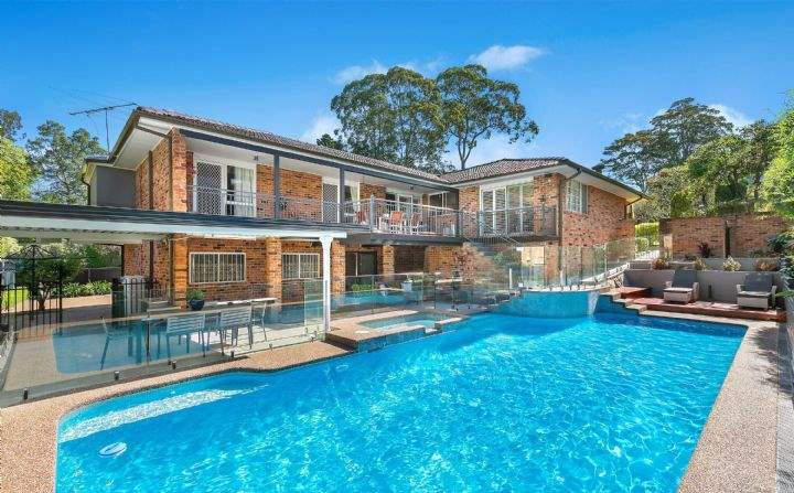 Lindsay Close, Pymble, North Shore, NSW