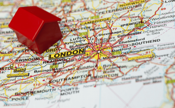 Interactive map: 10-year real house price growth