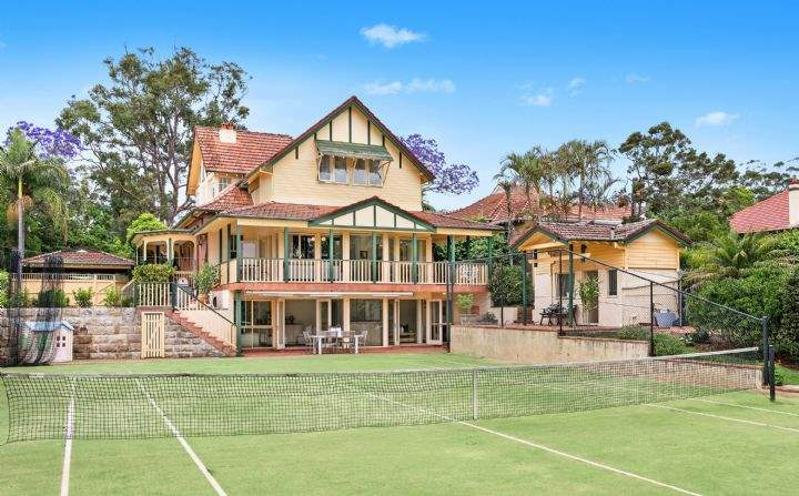 Bancroft Avenue, Roseville, NSW