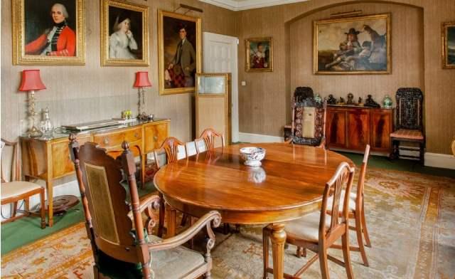 Bannatyne House, Perthshire