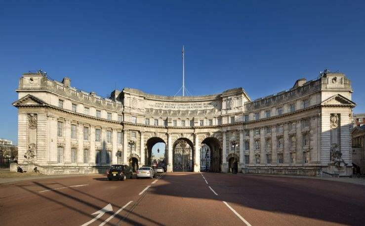 Admiralty Arch, London W1