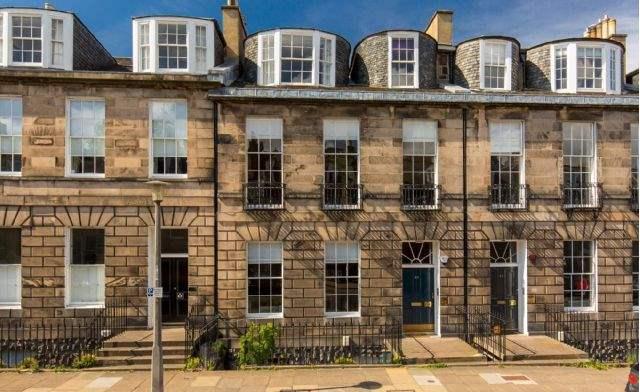 Albany Street, New Town, Edinburgh