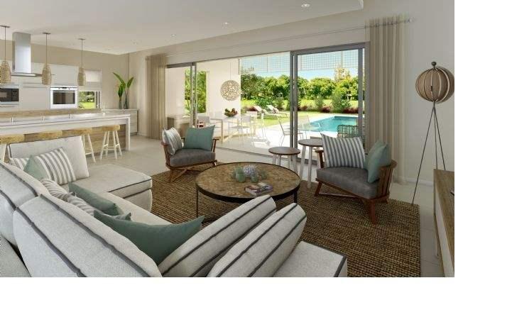 6 of the Best: Amalthea, Mauritius - Living area