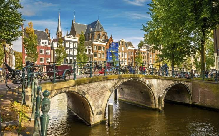 Serviced apartments - Amsterdam