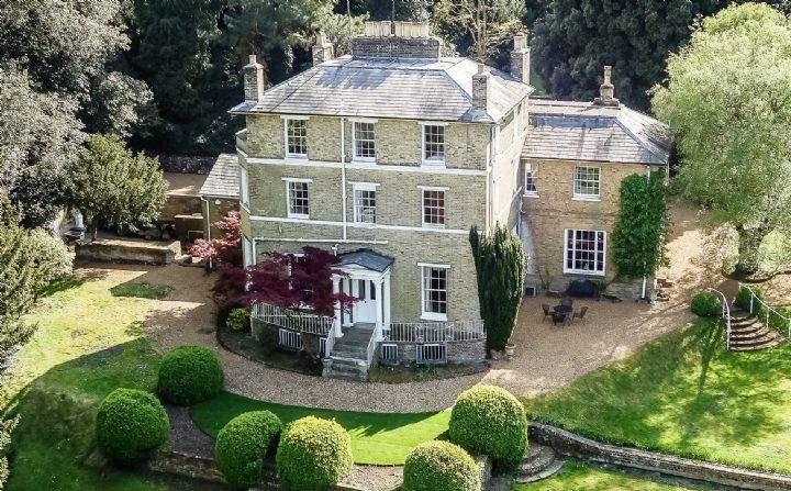 Amwell Grove, Great Amwell, Ware, Hertfordshire,