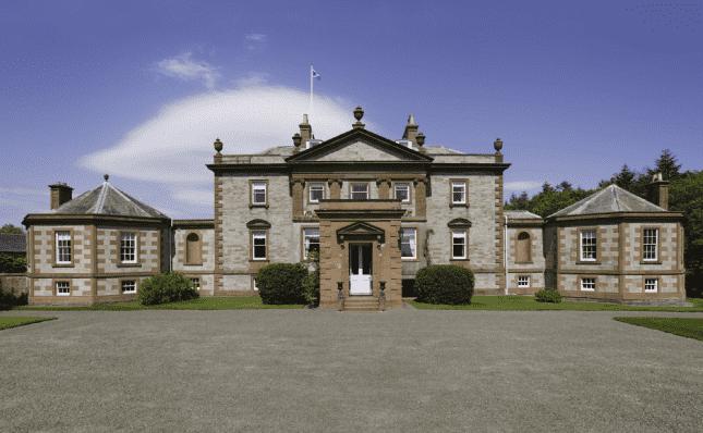 Arbigland House