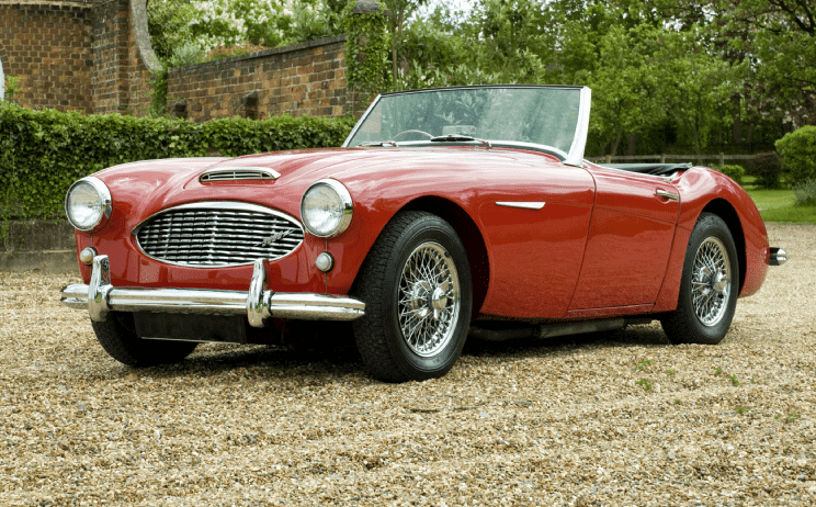 Classic car for investment: Austin Healey