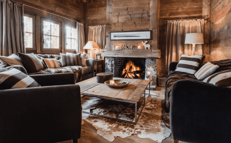 5 must-haves in a luxury chalet