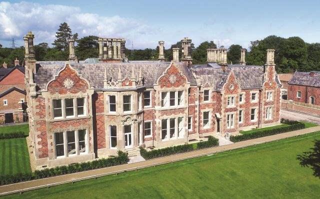 Backford Hall