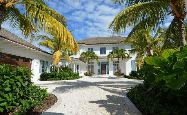 Albany Golf Course Residence, Nassau