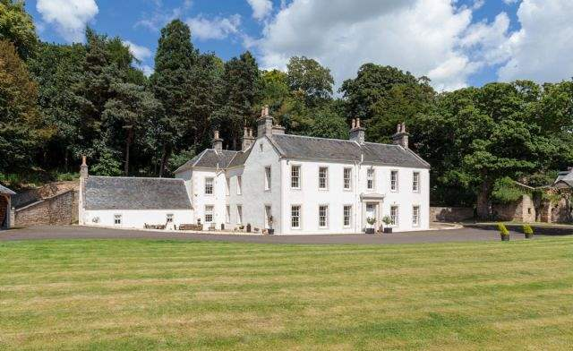 Balgownie Mansion House, Culross, Fife
