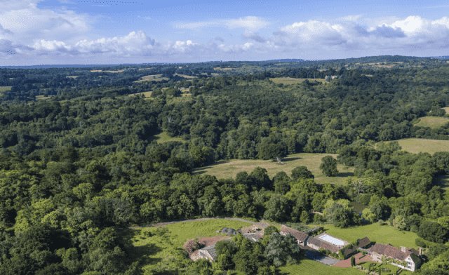 Barelands Farm, Bells Yew Green, East Sussex