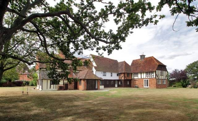 Barnden Farm, Kent