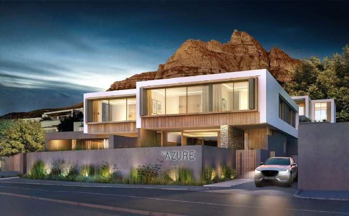 The Drive, Camps Bay, Cape Town, Western Cape