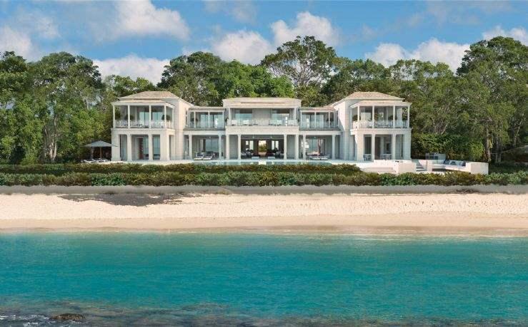 Villas at Beachland, Barbados