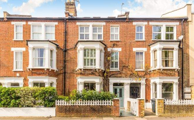 Beaumont Road, Chiswick, London W4