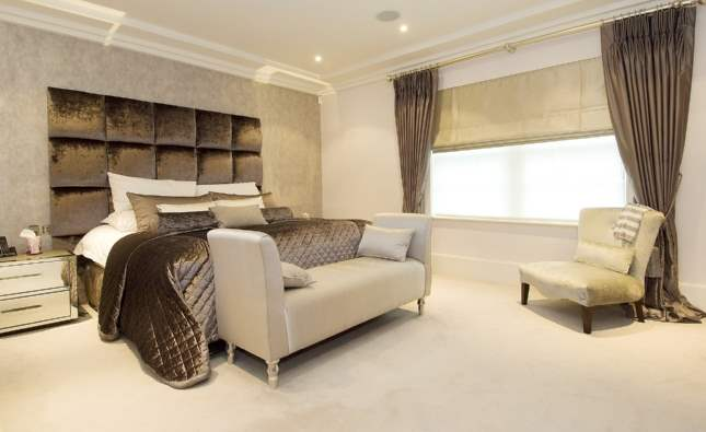 Beech Hill Hadley Wood - Bedroom