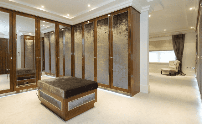Beech Hill Hadley Wood - Dressing room