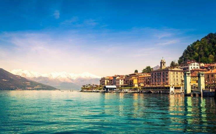 Belagio, Lake Como, Italy