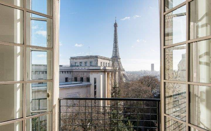 Paris 75016 Trocadéro