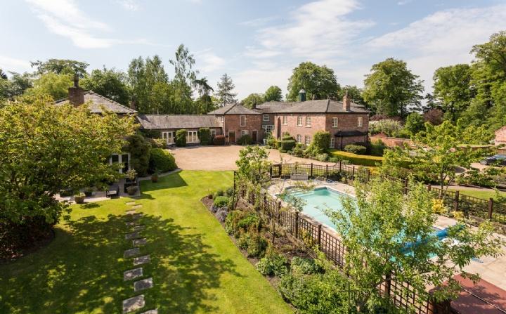 Birtles Hall Farm, Birtles Lane, Over Alderley, Macclesfield, Cheshire