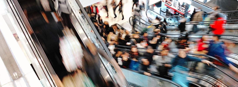 Begegnungen im Einzelhandel