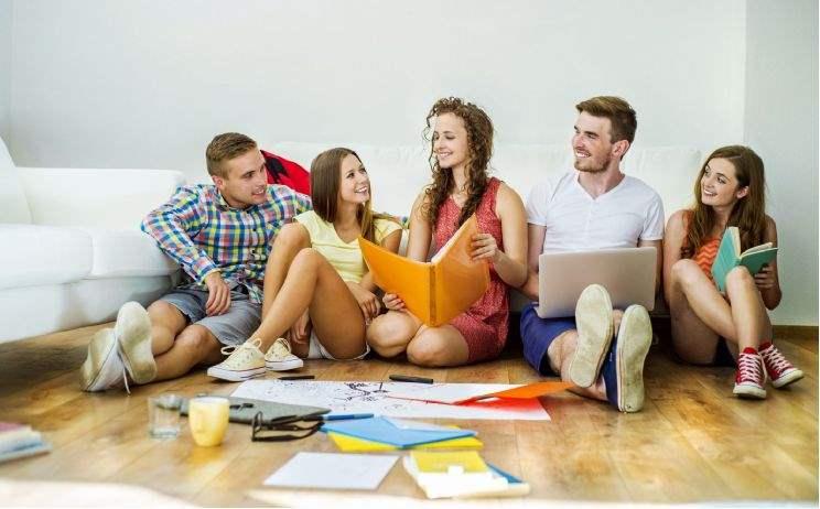 """""""Luxus""""-Probleme am Markt für studentisches Wohnen"""