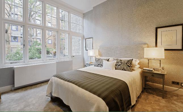 Bramham Gardens - Bedroom