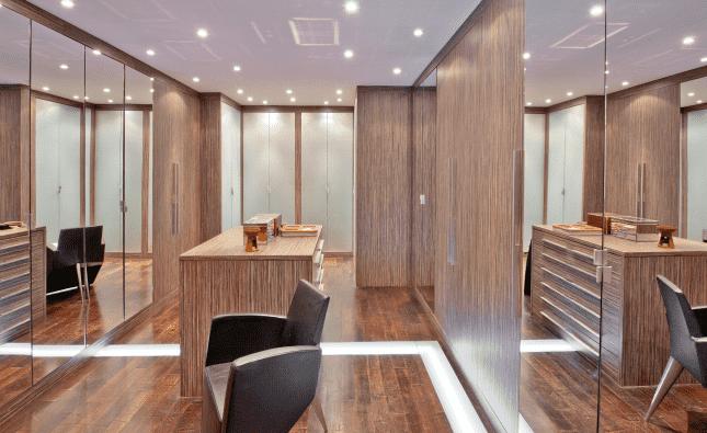 Breteuil Paris - Dressing room