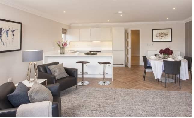 Kitchen/dining room, Brunel Crescent, Wiltshire