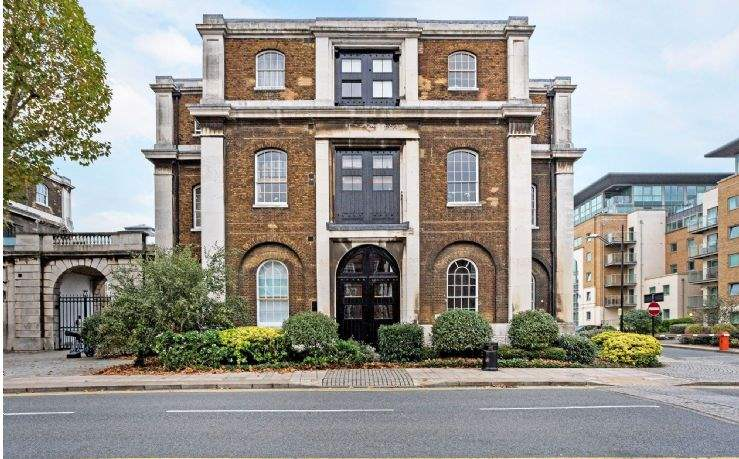 Building 36A, Woolwich, London SE18