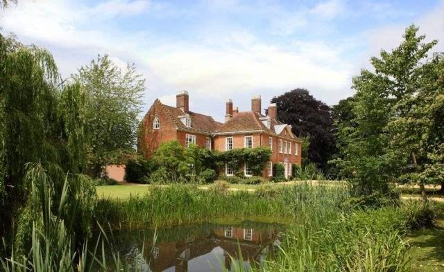 Burfield Hall, Norwich, Norfolk