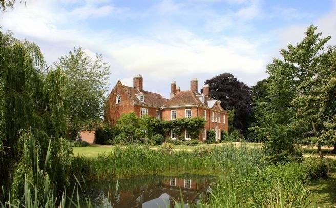 Burfield Hall, Wymondham, Norwich, Norfolk
