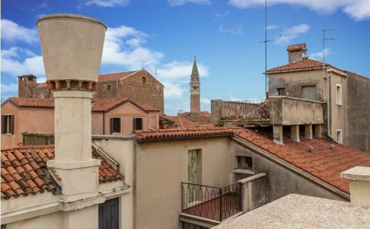 Go to homepage Ca' de La Fava, San Marco, Venice