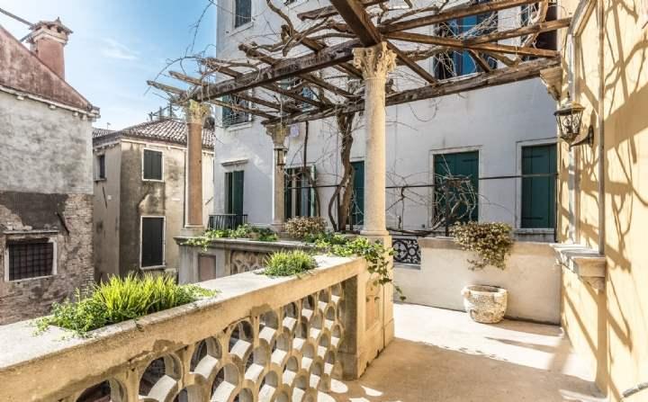 Ca' Del Glicine, Cannaregio, Venice