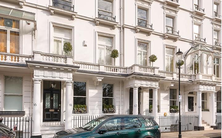Cadogan Place, London SW1