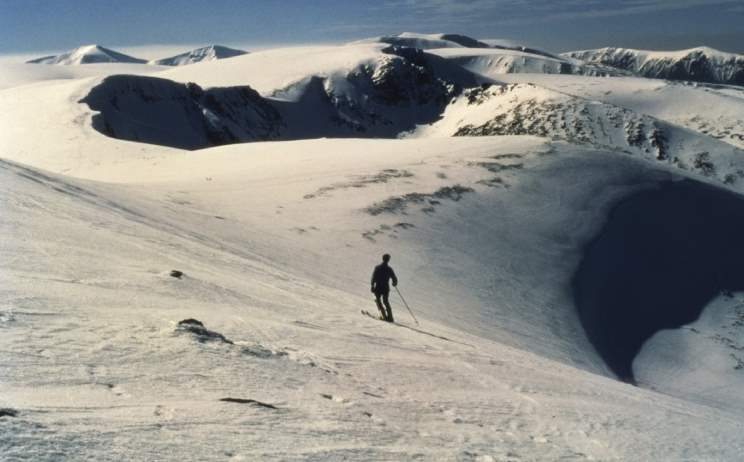 Properties near Scottish ski resorts