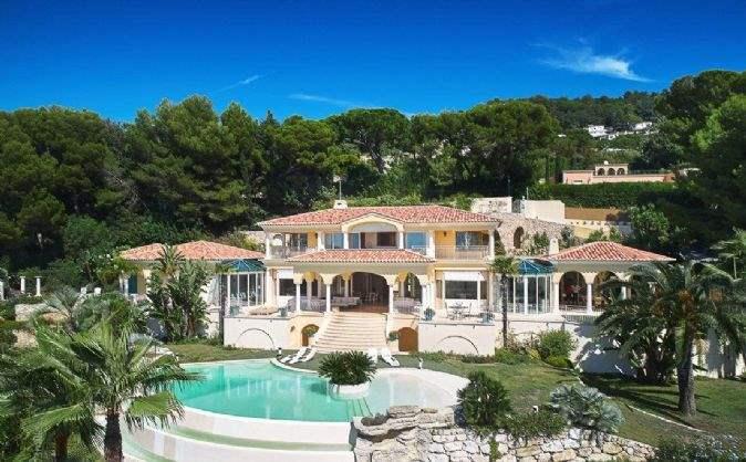 Cannes La Californie, French Riviera, France