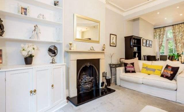 Carlton Mansion, Randolph Avenue, London W9