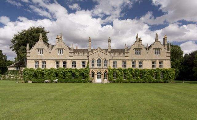 Casewick Hall, Stamford, Lincs
