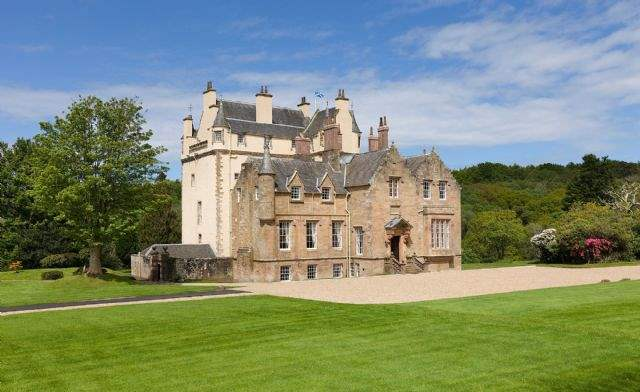 Cassillis Castle, Maybole, Ayrshire