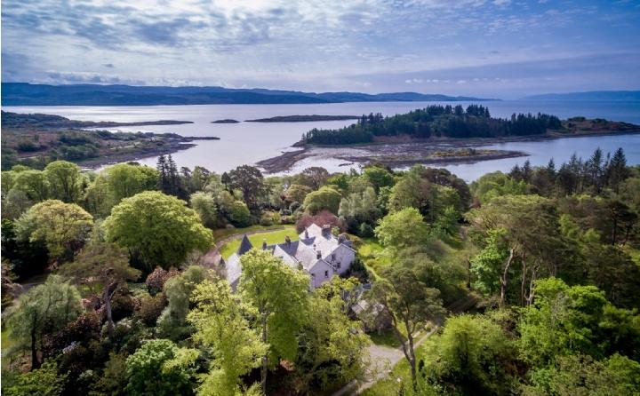 Castleton House, Castleton, Lochgilphead, Argyll