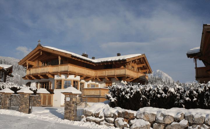 Chalet Fountainfield Kitzbuhel Austria