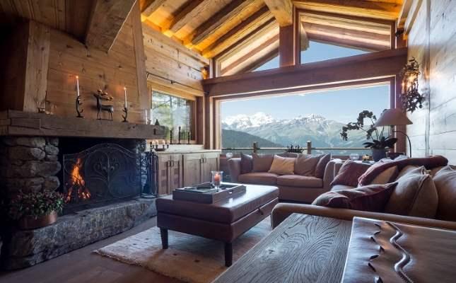Chalet Hellebore Switzerland