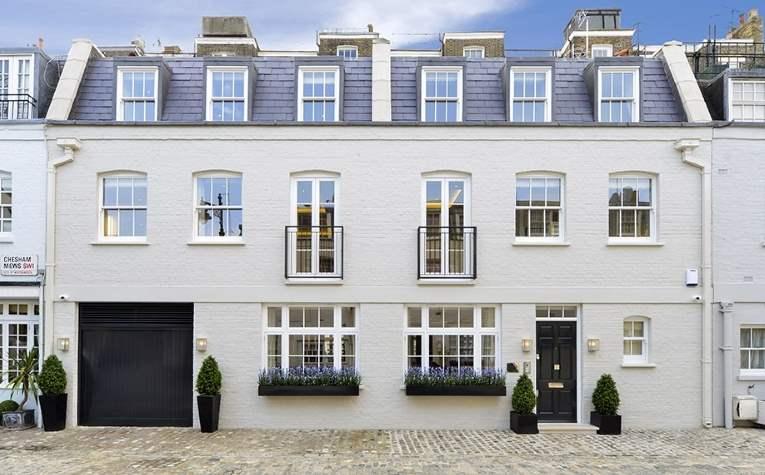 savills uk blog residential property mews houses are. Black Bedroom Furniture Sets. Home Design Ideas