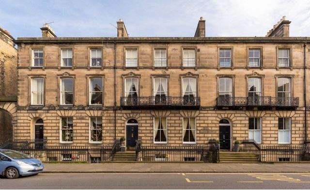 Chester Street, West End, Edinburgh