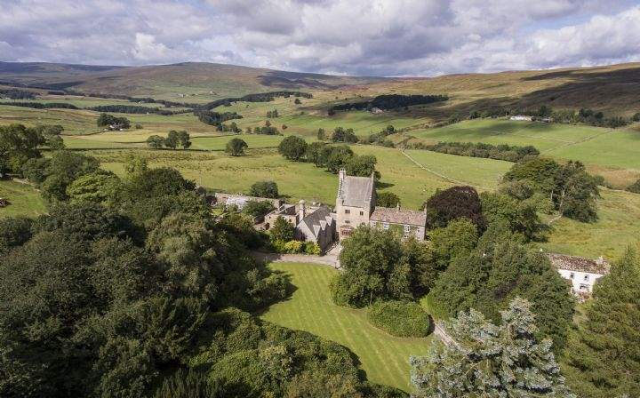 Clarghyll Hall, Alston, Cumbria