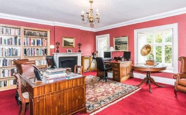 Coton Hall, Bridgenorth, Shropshire