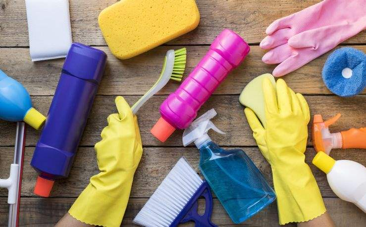 Spring cleaning - get your rental property into tip-top condition