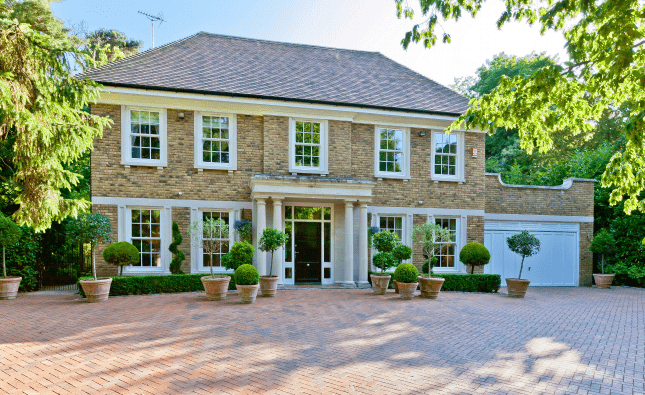 Coach House, St Georges Hill